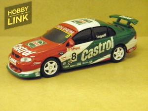 【送料無料】模型車 スポーツカー 143 russel ingall castrol 2001signature series touring carcarlectables 43045143 russel ingall castrol 2001 signature serie