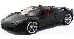 【送料無料】模型車 スポーツカー マテルホットホイールズ118フェラーリ458クモ2012