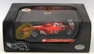 【送料無料】模型車 スポーツカー ホットホイールズ14350213フェラーリf2001bアデレード2002 mschumacher5001hot wheels 143 scale 50213 ferrari f2001b adelaide 2002 mschumacher 1