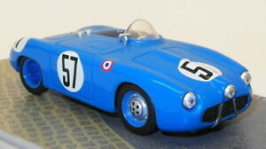 【送料無料】模型車 スポーツカー 143モデルカーbz74 パナールdb57ルマン1951bizarre 143 scale resin model car bz74 panhard db 57 le mans 1951