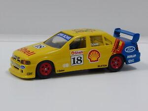 【送料無料】模型車 スポーツカー 143フォードebハヤブサjbowe199318 ジョンbowec143 ford eb falcon jbowe 1993 18 signed on the roof by john bowe dinkum c