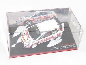 【送料無料】模型車 スポーツカー フィアットグランデプントラリーコスタブラヴァ143 fiat grande punto s2000 rallye costa brava 2007 mfuster