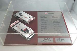 【送料無料】模型車 スポーツカー tsm 143トヨタmkiii 2シリーズ165542tsm 143 scale toyota eagle mkiii 2 car signature series 165542