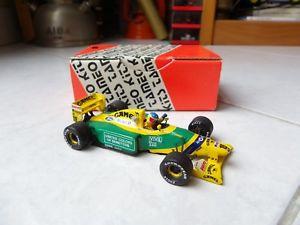 【送料無料】模型車 スポーツカー ベネトンフォードシューマッハダ#キットキットbenetton ford b192 schumacher 19 camel 1992 tmk159 tameo kits kit built 143 f1