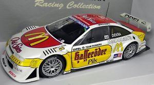 【送料無料】模型車 スポーツカー utモデル11839678オペルcalibra dtm rosberg 1996ダイカストモデルカーut models 118 scale 39678 opel calibra dtm rosberg 1996 diecast model c