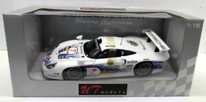 【送料無料】模型車 スポーツカー utモデル118ダイカスト39721ポルシェ911 gt1ダルマスwollek 1997モデルカーut models 118 scale diecast 39721 porsche 911 gt1 dalmas wollek 1997 mode