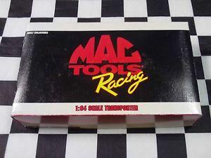 【送料無料】模型車 スポーツカー 164アクションnib mac toolsボブgliddenフォードケアbob glidden ford quality care racing transporter 164 action nib mac tools
