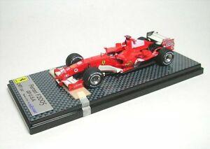 【送料無料】模型車 スポーツカー フェラーリf2005 1ミハエルシューマッハーgpアメリカf1 2005ferrari f2005 1 michael schumacher gp usa formula 1 2005