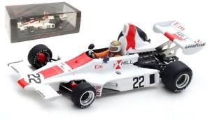【送料無料】模型車 スポーツカー スパーク#スウェーデングランプリスケールspark s5674 hill gh1 22 sweden gp 1975 vern schuppan 143 scale