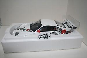 【送料無料】模型車 スポーツカー ポルシェグアテマラディーラーモデルスケールporsche 911 996 gt3 rsr  dealer model 118 scale sold out
