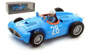 【送料無料】模型車 スポーツカー スパークブガッティ#フランスグランプリモーリストランティニャンスケールspark s5280 bugatti t251 28 french gp 1956 maurice trintignant 143 scale