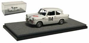 【送料無料】模型車 スポーツカー アリーナフォードアングリア#モンテカルロモーリストランティニャンスケールarena ford anglia 114 monte carlo 1962 maurice trintignant 143 scale