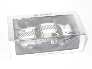 【送料無料】模型車 スポーツカー ガレージルマン#143 bmw 30 csl garage du bac le mans 24 hrs 1977 76