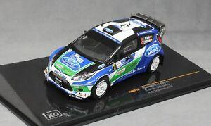 【送料無料】模型車 スポーツカー ネットワークフォードフィエスタラリーアルゼンチンデルバリオラムixo ford fiesta rs wrc rally argentina 2012 sordo amp; del barrio ram516 143