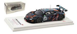 【送料無料】模型車 スポーツカー マクラーレングアテマラ#スパセナtruescale mclaren mp412c gt3 88 24 hours spa 2013 barffgoodwinsenna 143