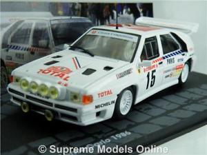 【送料無料】模型車 スポーツカー シトロエンラリースケールネットワークcitroen bx 4tc car model rally 143 scale andruet peuvergne 1986 ixo t3412z