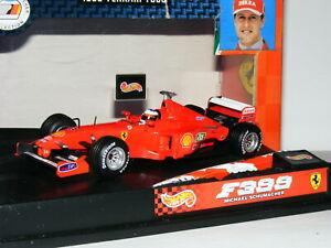 【送料無料】模型車 スポーツカー ホットホイールレーシングフェラーリミハエルシューマッハーhot wheels racing 24525 ferrari f399 michael schumacher 143