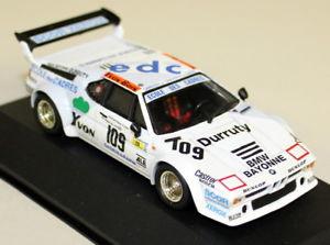 【送料無料】模型車 スポーツカー quartzo 143q3046 bmw m1デズルマン1984ダイカストモデルカーquartzo 143 scale q3046 bmw m1 ecole des cadres le mans 1984 diecast model car