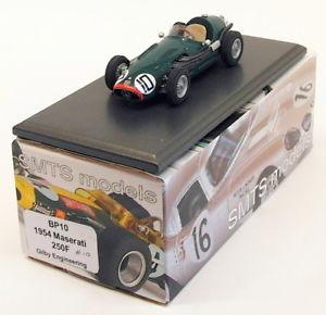 【送料無料】模型車 スポーツカー スケールモデルカーマセラティマセラティ#smts 143 scale model car bp10 f1 1954 maserati 250f 10 salvadory
