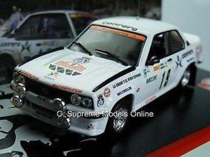【送料無料】模型車 スポーツカー オペルアスコナラリーカーサイズラリー#opel ascona 400 rally car serviasabater 143rd size 1983 rally issue k8967q~~