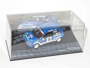 【送料無料】模型車 スポーツカー ニューlisting143シトロエンax gtiパイオニアラリーモンテカルロ1993cdriano listing143 citroen ax gti pioneer  rally monte carlo 1993  cdriano