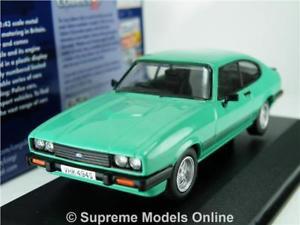 【送料無料】模型車 スポーツカー フォードカプリモデルカーグリーンペパーミントford capri model car green peppermint 143 corgi vanguards va10815a 1970s t34z