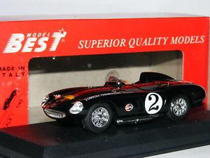 【送料無料】模型車 スポーツカー フェラーリモンツァカレラパナメリカーナ#best 9056 ferrari 750 monza 1954 carrera panamericana 2 143