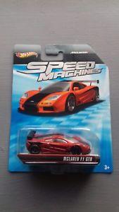 【送料無料】模型車 スポーツカー hotwheelsマクラーレンf1 gtr2013164hotwheels mclaren f1 gtr speed machines 2013 hot wheels 164