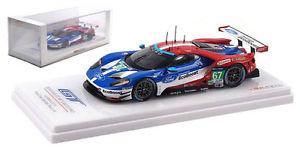【送料無料】模型車 スポーツカー フォードグアテマラ#フォードチップガナッシチームルマンスケールtruescale ford gt 67 ford chip ganassi team uk le mans 2016 143 scale