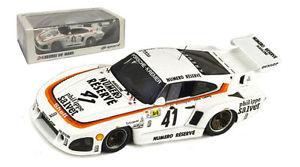 【送料無料】模型車 スポーツカー スパークポルシェ#ルマンスケールspark 43lm79 porsche 935 k3 41 winner le mans 1979 143 scale