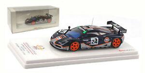 【送料無料】模型車 スポーツカー マクラーレン#ルマンブランデルサラスケールtruescale mclaren f1 gtr 24 4th le mans 1995 blundellbellmsala 143 scale