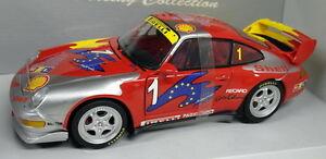 【送料無料】模型車 スポーツカー モデルスケールポルシェポルシェカップドイツカー#ut models 118 scale 39514 porsche 911 rs porsche cup germany 1995 vip car 1