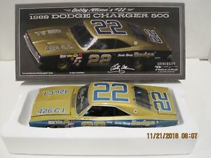 【送料無料】模型車 スポーツカー bobby allison22 1969 brooks massey dodge universityof racing autographed 124bobby allison 22 1969 brooks massey dodge univ