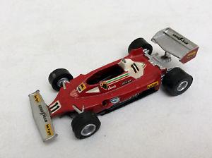 【送料無料】模型車 スポーツカー kitbuilt equipe 143 312フェラーリt277f1 lauda11kitbuilt equipe 143 ferrari 312 t2 77 f1 lauda 11