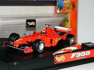 【送料無料】模型車 スポーツカー ホットホイールズ24626フェラーリf399エディアーバイン143hot wheels racing 24626 ferrari f399 eddie irvine 143