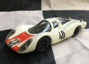 【送料無料】模型車 スポーツカー ポルシェルマンヨッヘンリントモデルunknown 143 hand built porsche 907 lh le mans 24 1967 jochen rindt resin model