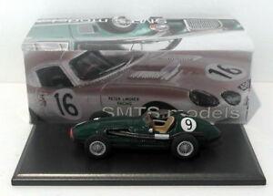 【送料無料】模型車 スポーツカー smts 143ホワイトメタルbp101954マセラッティ250f9smts 143 scale white metal bp10 1954 maserati 250f 9