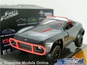 【送料無料】模型車 スポーツカー ラリーモデルカースケールグレーfast amp; furious lettys rally fighter model car 132 scale jada 98302 grey f8 k8