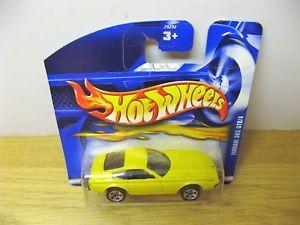 【送料無料】模型車 スポーツカー ホットホイールフェラーリ#ショートカードミントスケールイエローhot wheels ferrari 365 gtb4 236 mint on short card 164 scale 2000 yellow