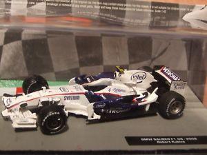 【送料無料】模型車 スポーツカー クビサザウバースケール2008 f1 r kubica bmw sauber f108 143 scale