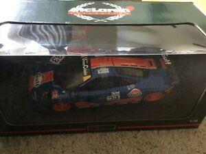 【送料無料】模型車 スポーツカー モデルマクラーレンルマンガルフレーシング# listingut models 118 530 161833 mclaren f1 gtr le mans 1996 gulf racing 33