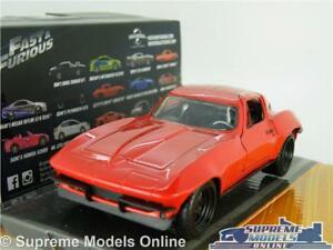 【送料無料】模型車 スポーツカー シボレーコルベットモデルカースケールfast amp; furious lettys chevy corvette model car 132 scale jada 98306 muscle k8