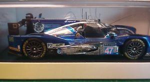【送料無料】模型車 スポーツカー スパーク#クラスルマンspark 143rd s4660 oreca 05nissan kcmg 47 lmp2 class winner le mans 2015