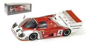 【送料無料】模型車 スポーツカー スパークポルシェ#ルマンマーティンマーティンspark s2002 porsche 936 c 4 belga le mans 1982 wollekmartinmartin 143