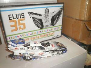 【送料無料】模型車 スポーツカー nhra 124 robert hight 2012 elvis 35th anniversaryford mustang 1428313nhra 124 robert hight 2012 elvis 35th anniversary for