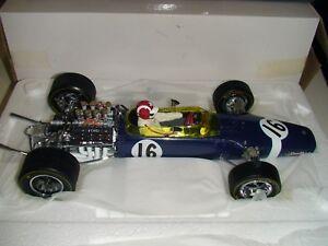 【送料無料】模型車 スポーツカー チョ#スペイングランプリ118 jo siffert, exoto 1968 lotus 49 16 spanish grand prix gpc97004x