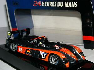 【送料無料】模型車 スポーツカー ネットワークアウディチームコレスルマン#ixo lmm177 audi r10 tdi team kolles 2009 le mans 15 143