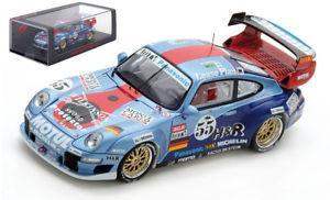 【送料無料】模型車 スポーツカー スパークポルシェグアテマラ#レーシングルマンスケール