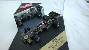 【送料無料】模型車 スポーツカー quartzo 143 4023ハス72d dave walkergp 1972quartzo 143 4023 lotus 72d dave walker british gp 1972