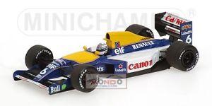 【送料無料】模型車 スポーツカー ウィリアムズルノーニュートラルボックスモデルwilliams renault fw14 patrese 1991 pma neutral box 143 433910006 model